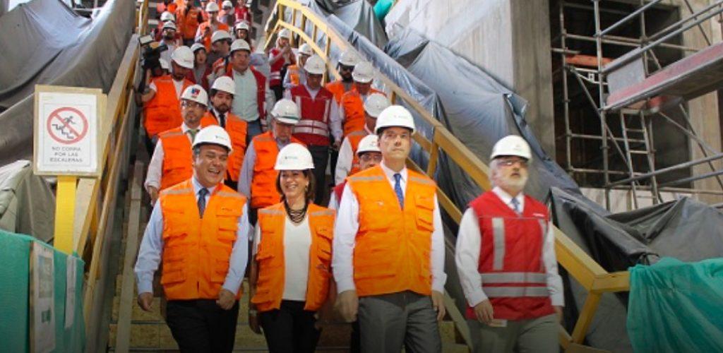 Primera estación intermodal que unirá trenes, buses y metro en Lo Valledor comenzará a operar durante el segundo semestre