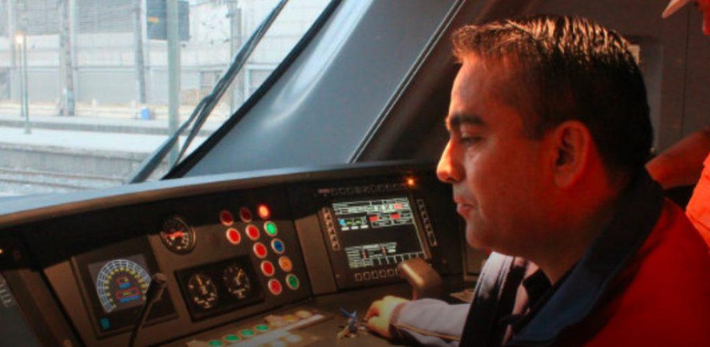 Ferrocarriles inició marcha blanca técnica del servicio entre Alameda y Nos