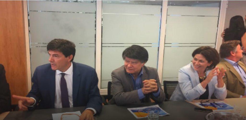 Presidente de EFE informa detalles acerca del inicio del Servicio Alameda – Rancagua