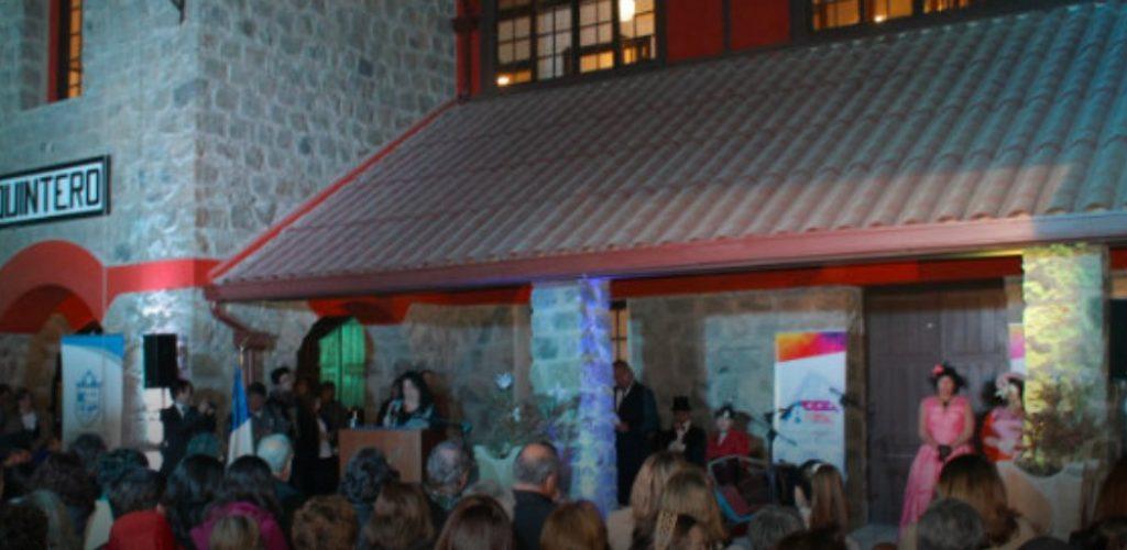 Estación de trenes de Quintero abre sus puertas como nuevo centro cultural de la comuna