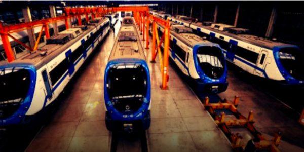 Rancagua Express: EFE compromete puesta en marcha en Febrero de 2017