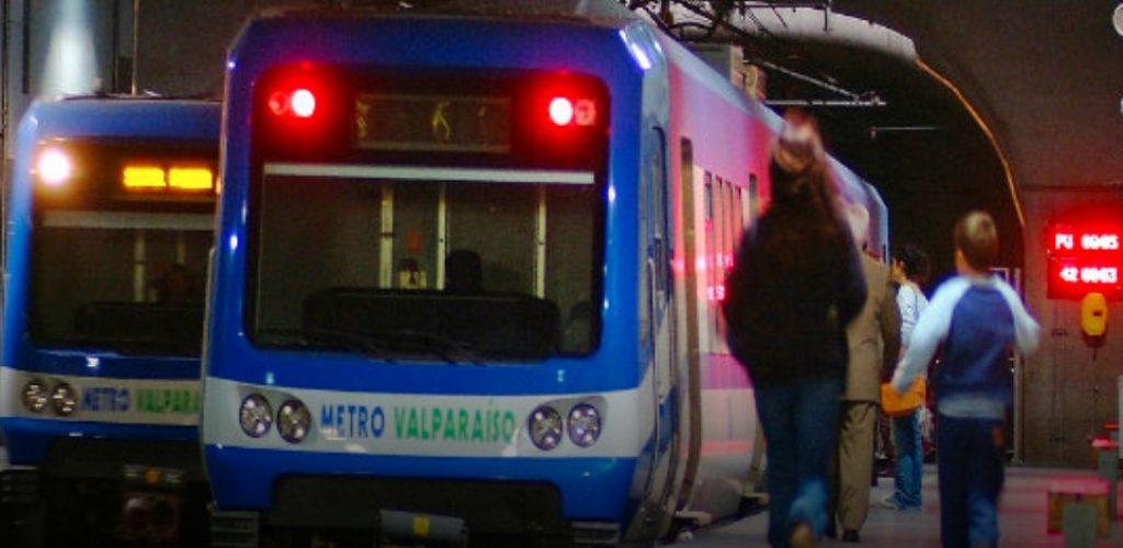 Metro Valparaíso dispondrá servicios adicionales y será durante la jornada electoral del domingo 17