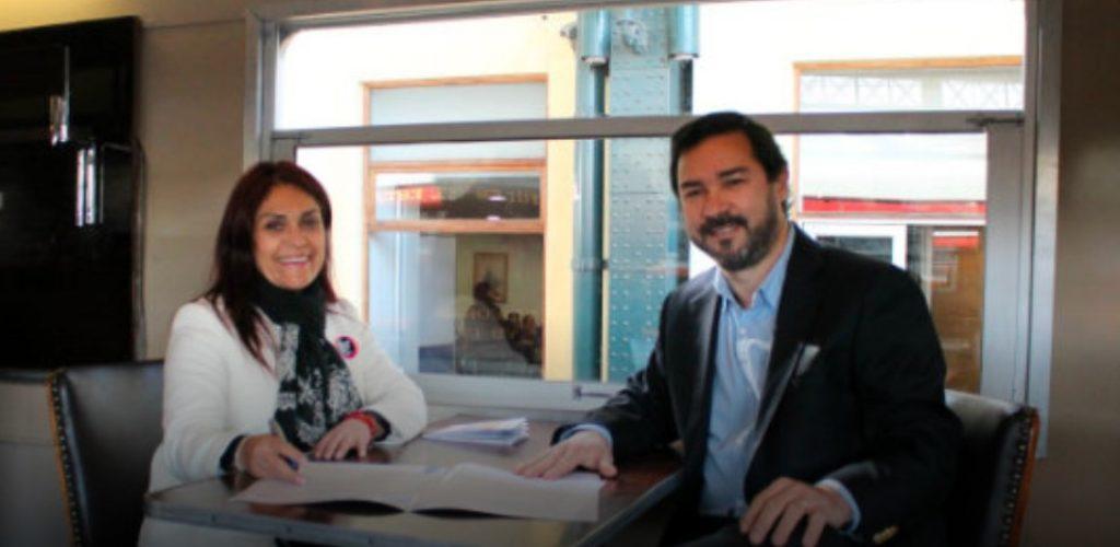 Grupo EFE y Consejo de Monumentos Nacionales firmaron convenio para proteger bienes patrimoniales ferroviarios
