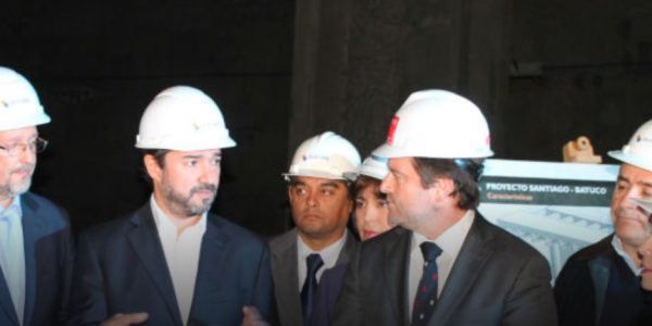Grupo EFE comienza proceso de relacionamiento comunitario para el proyecto Santiago-Batuco