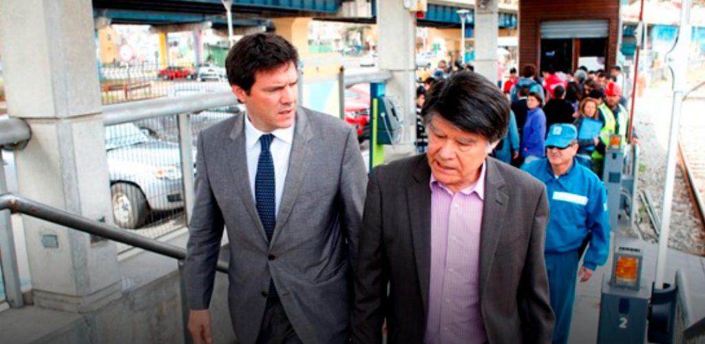 Metro Valparaíso restaura intervalos de operación tras reparar daños causados por temporal