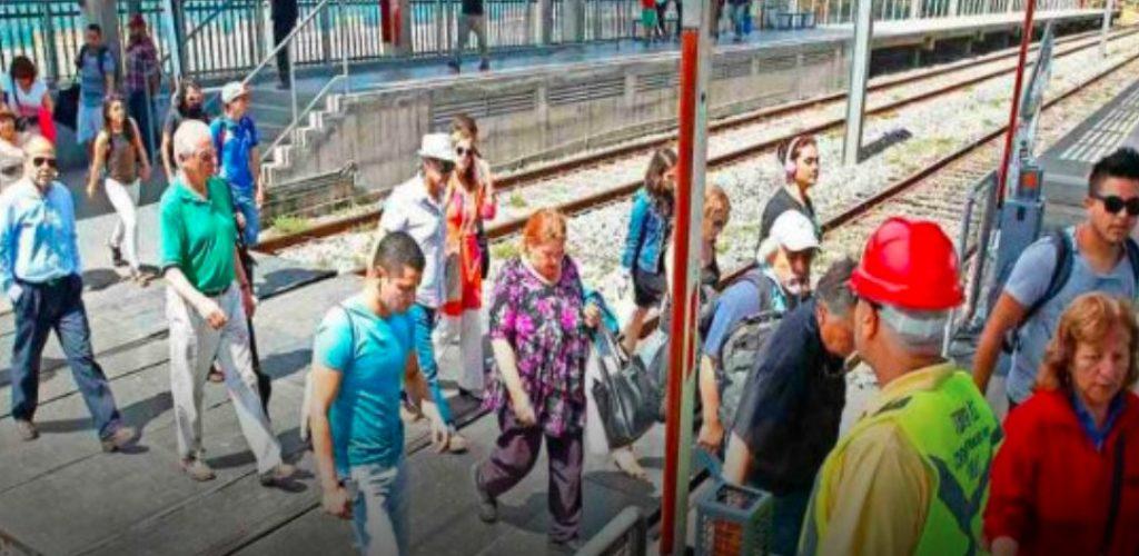 Metro Valparaíso busca sumar más pasajeros con buses alimentadores en tres comunas
