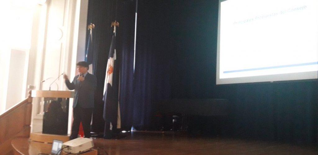 Presentan informe del consejo de infraestructura para la movilidad sustentable