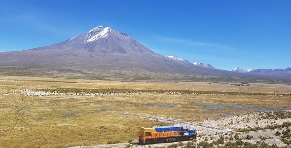 Servicio Arica - La Paz