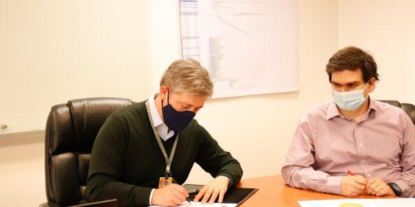 Subsecretaría de Turismo y EFE firman convenio para potenciar puesta en valor de propiedades