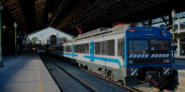 Metrotren Rancagua aumenta su oferta a partir de este lunes