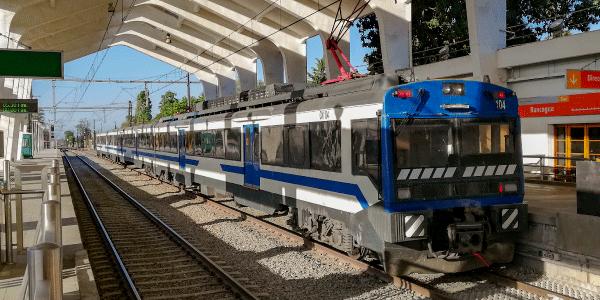 Metrotren Rancagua refuerza medidas preventivas por Covid-19