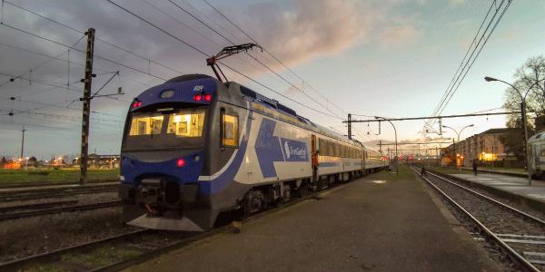 Tren Chillán suma nuevos horarios de salida por aumento de viajes interregionales
