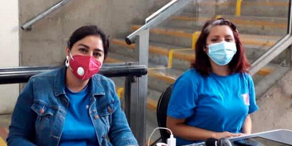 Se extiende la atención de módulos Junaeb en Metro Valparaíso para la revalidación de la TNE