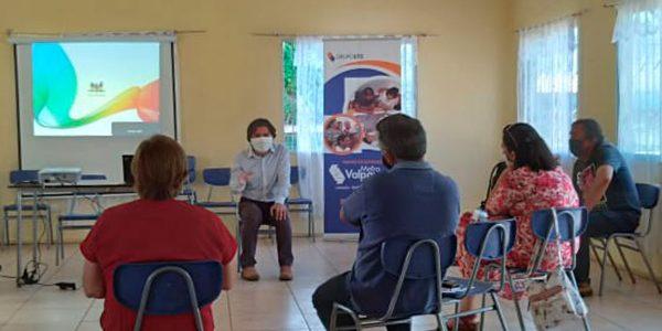 Continúa la participación de la comunidad en el proyecto de extensión ferroviaria a Quillota y La Calera