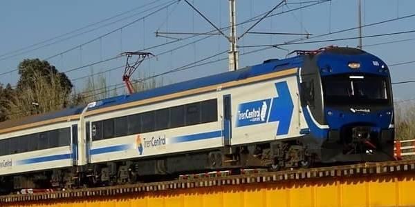 Tren Alameda Chillán informa operación especial por inicio de cuarentenas