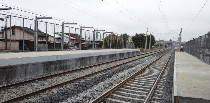 Estación Diagonal Biobío reabre sus puertas